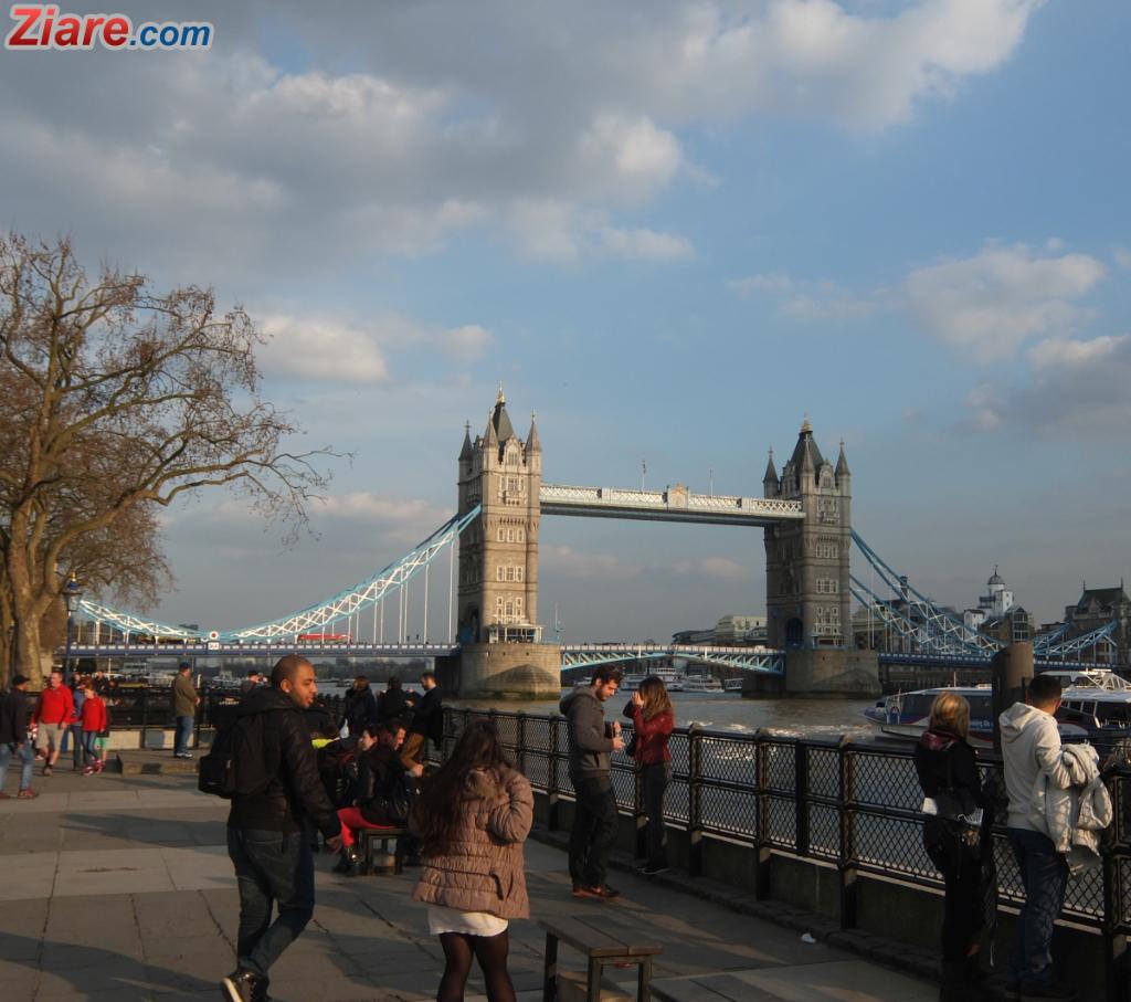 Ambasada: Jumatate De Milion De Romani Din Marea Britanie